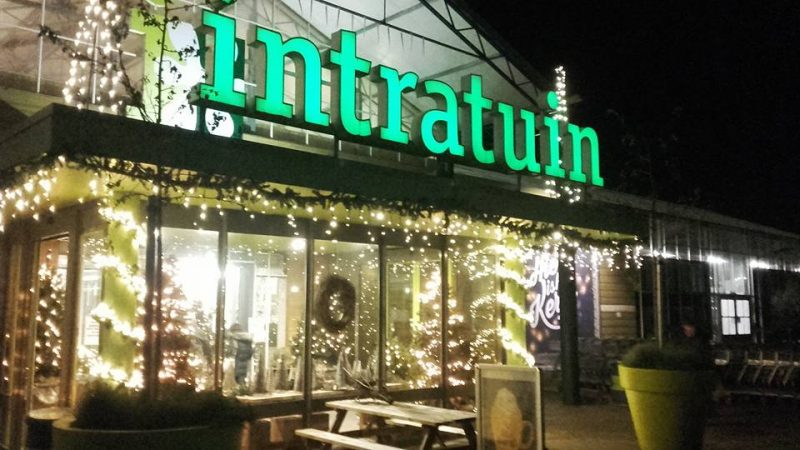 Kerstoptreden Intratuin Numansdorp 22-11-2017
