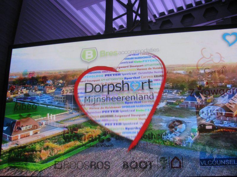Optreden Opening Dorpshart Mijnsheerenland | 09-12-2017