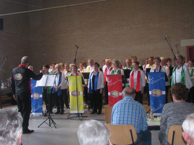 Optreden in De Hoeckenisse te Klaaswaal dd. 13-03-2018