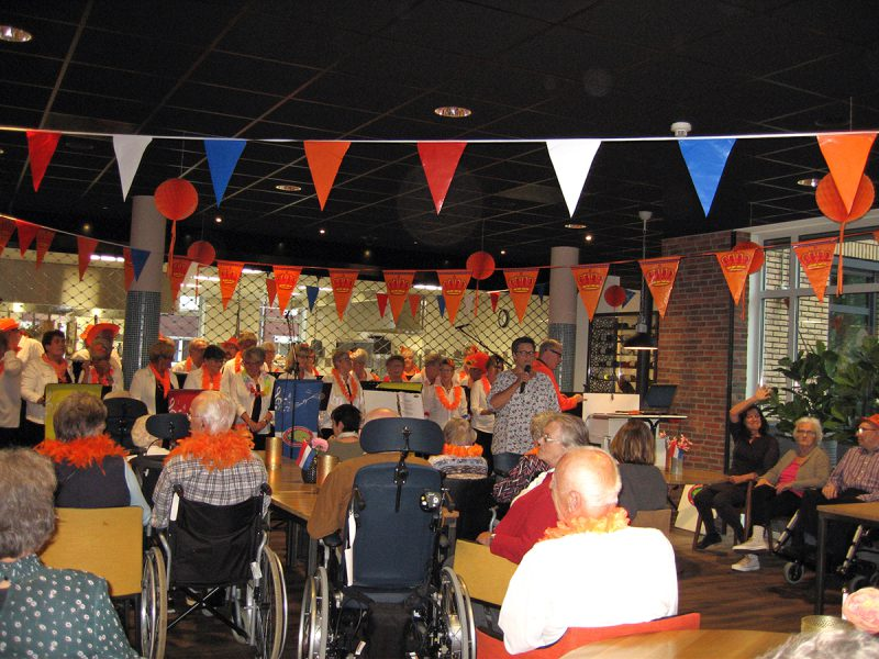 """Optreden in de """"Rembrandt"""" te Oud-Beijerland dd.25-04-2019"""