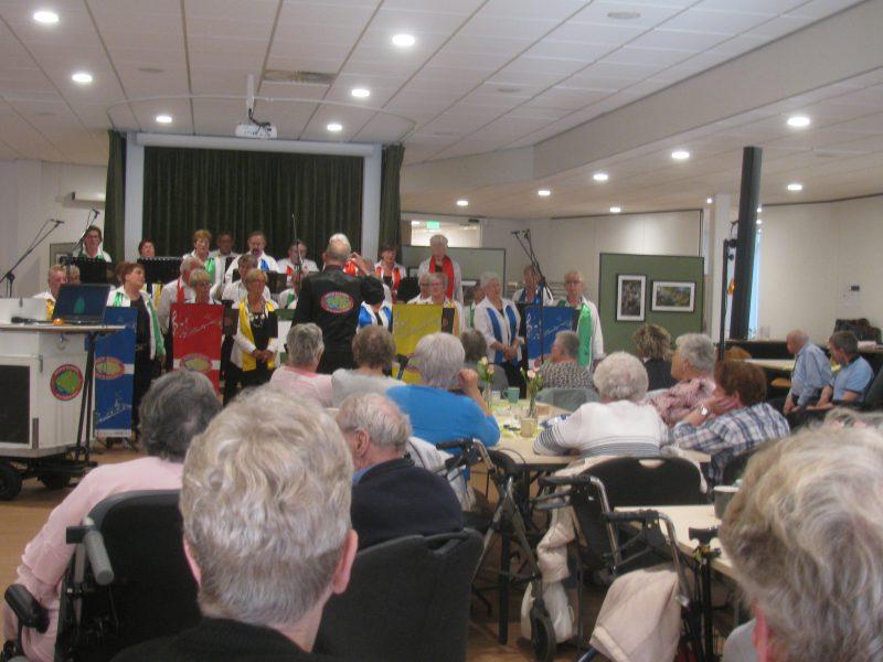 Optreden in Open Waard te Oud-Beijerland dd.28-05-2019
