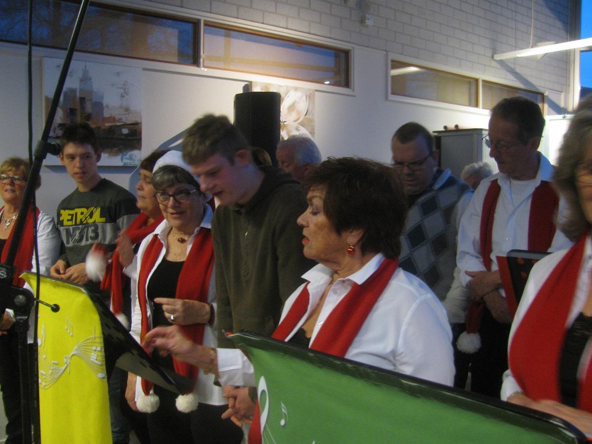 Optreden Zuidwester Oud Beijerland dd.19-12-2019