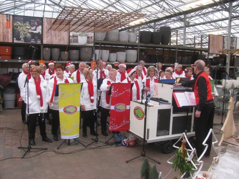 Optreden Intratuin Numansdorp dd.21-12-2019