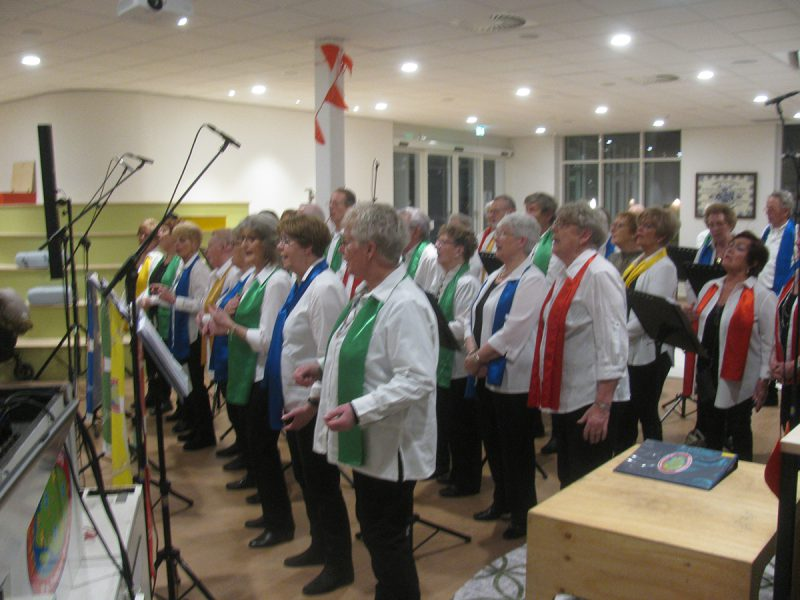 Optreden in De Open Waard te Oud Beijerland dd.11-02-2020